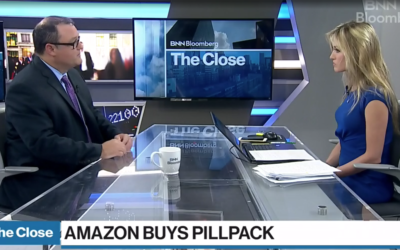 Amazon's purchase of Pillpack will disrupt the medication experience: Money manager