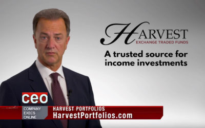Harvest ETF's: Focused On Long Term Growth