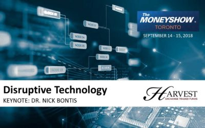 MoneyShow 2018: Disruptive Technology