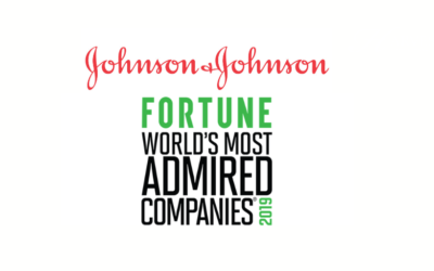 Johnson & Johnson among global most admired companies