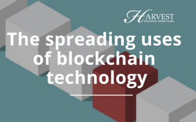 The spreading uses of Blockchain Technologies