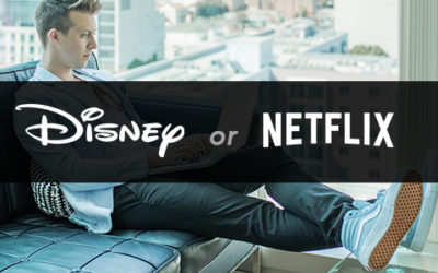 Stream big: should investors go with Disney or Netflix?