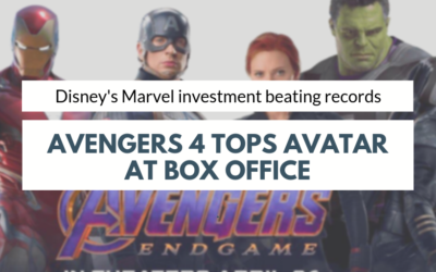 Avengers 4 tops Avatar at box office