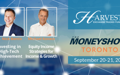 Visit Harvest at The Money Show