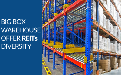 Big Box warehouses offer REIT diversity
