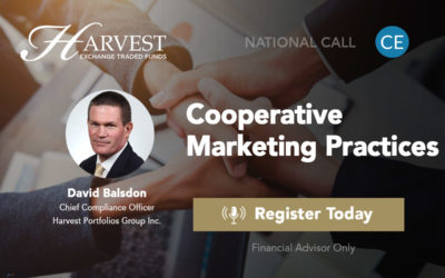 Cooperative Marketing Practices