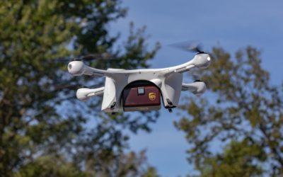 UPS delivers pharmacy prescriptions by drone