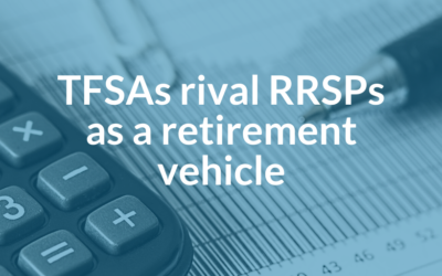 TFSAs rival RRSPs as a retirement vehicle