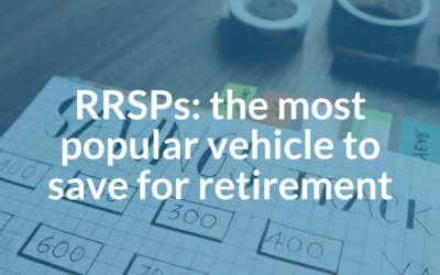 RRSPs: the most popular vehicle to save for retirement