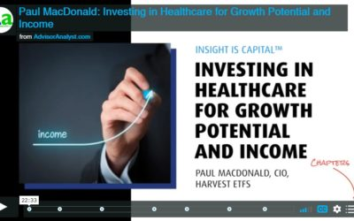 Healthcare for Growth Potential and Income
