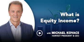 What is Equity Income?