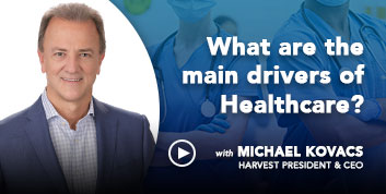 What are the main drivers of Healthcare?