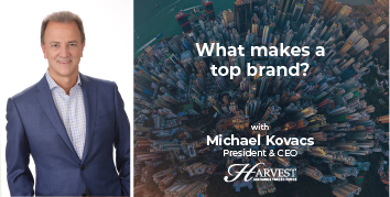 What makes a top brand?