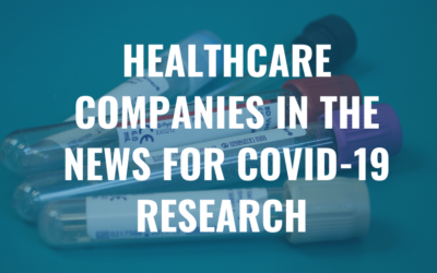 Harvest Healthcare Leaders Income ETF (HHL) holdings that have been in the news for Covid-19 research
