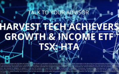 Big Ideas – Harvest Tech Achievers Growth & Income ETF (TSX: HTA)