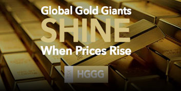 Harvest global gold giants index ETF (HGGG:TSX) proves it pays to own quality