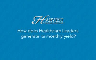 Harvest CEO Discusses the Importance of  Investing in Healthcare