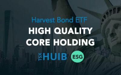 Harvest Bond ETF is a High Quality, Core Holding