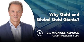 Why Gold and Global Gold Giants?