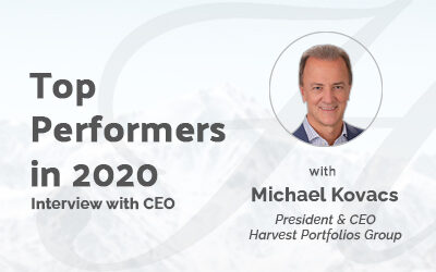 Interview with Harvest CEO; Tech, Gold, Top Performers in 2020