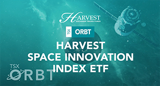 Harvest Space Innovation Index ETF with Michael Kovacs