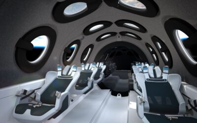 Race to space includes an orbiting hotel by 2027