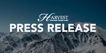 Harvest Announces Filing of the Preliminary Prospectus for Canada's First Sports & Entertainment Index ETF